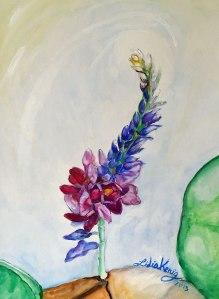 It Takes Courage & Determination by Lidia Kenig Scher