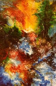 Journey to Forgiveness   (c) by Lidia Kenig Scher