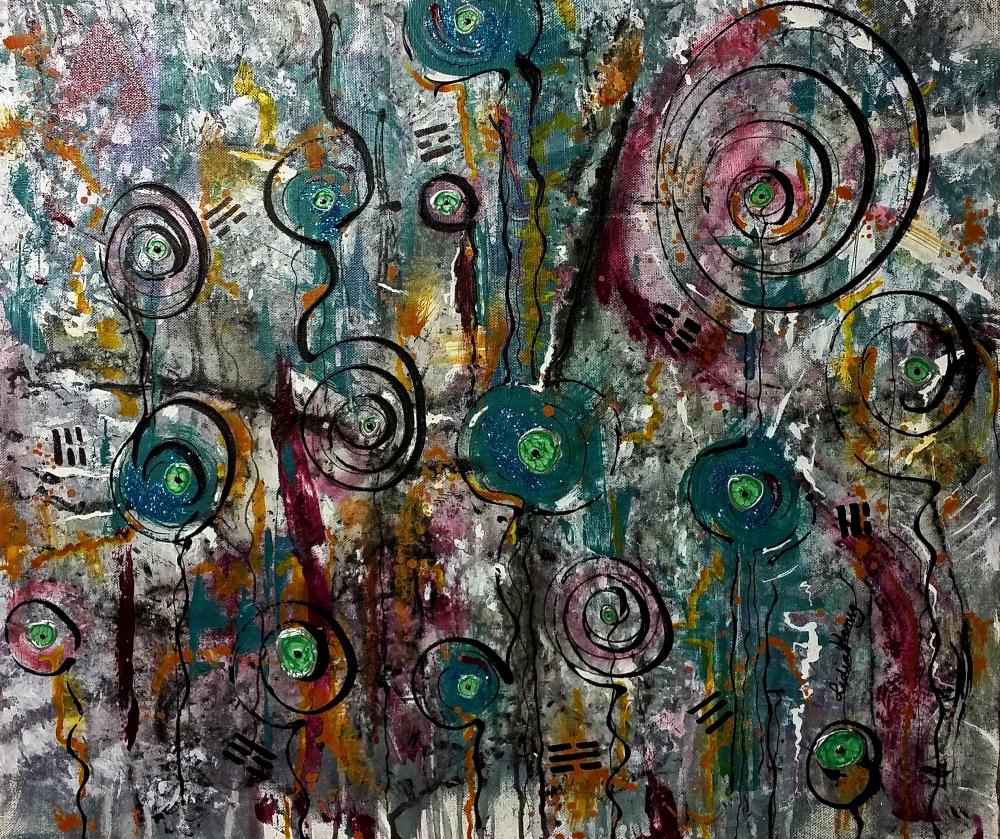 Change by Lidia Kenig Scher