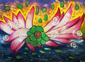 The Jewels in the Lotus by Lidia Kenig Scher