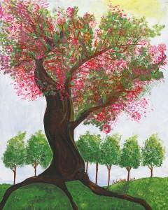 Summer Blooms by Lidia Kenig Scher (C)
