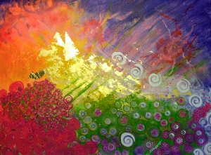 A Colorful Life by Lidia Kenig Scher (c)