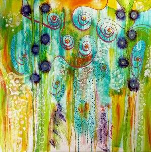 Inviting Healing by Lidia Kenig Scher