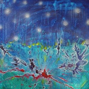 A Storm of Divine Light by Lidia Kenig (c) 2018