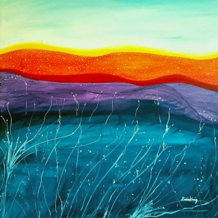 Seeing peace by Lidia Kenig-Scher