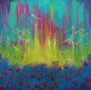 Bliss Blossom by Lidia Kenig-Scher